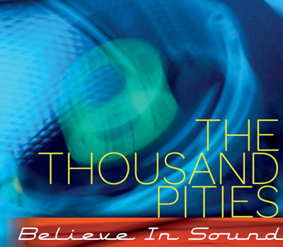BELIEVE IN SOUND - front cover